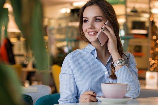 Woman, People, Coffee, Portrait