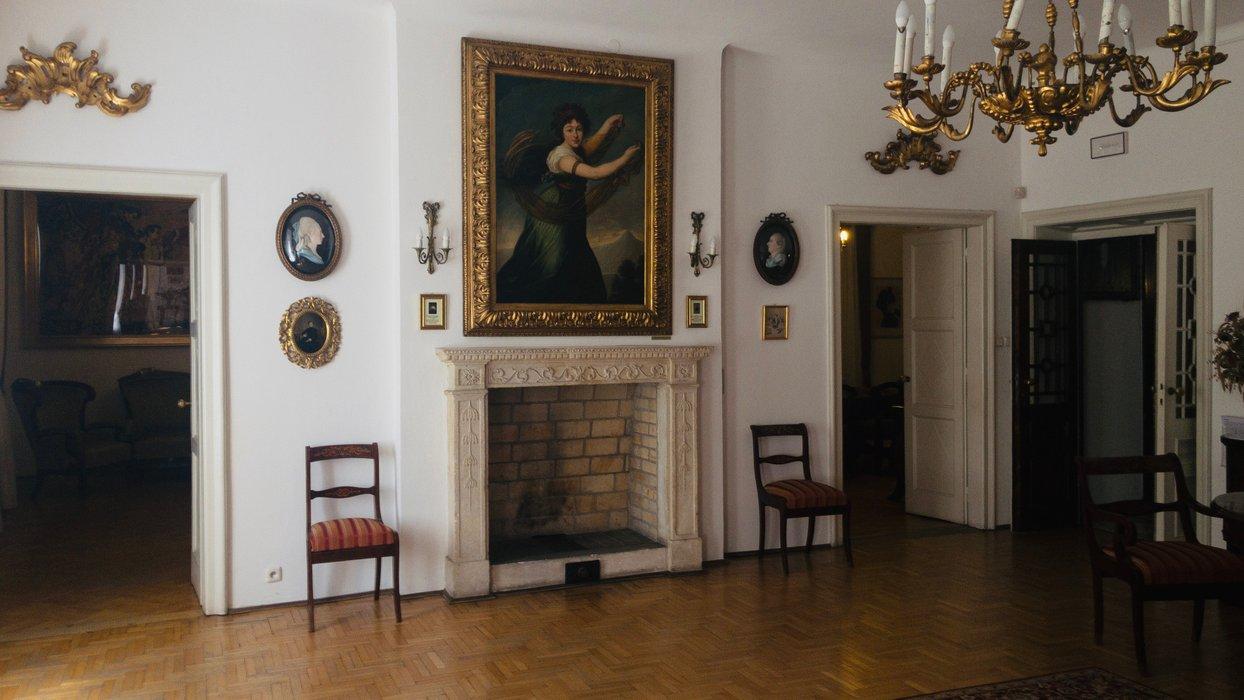 Salon / The living room
