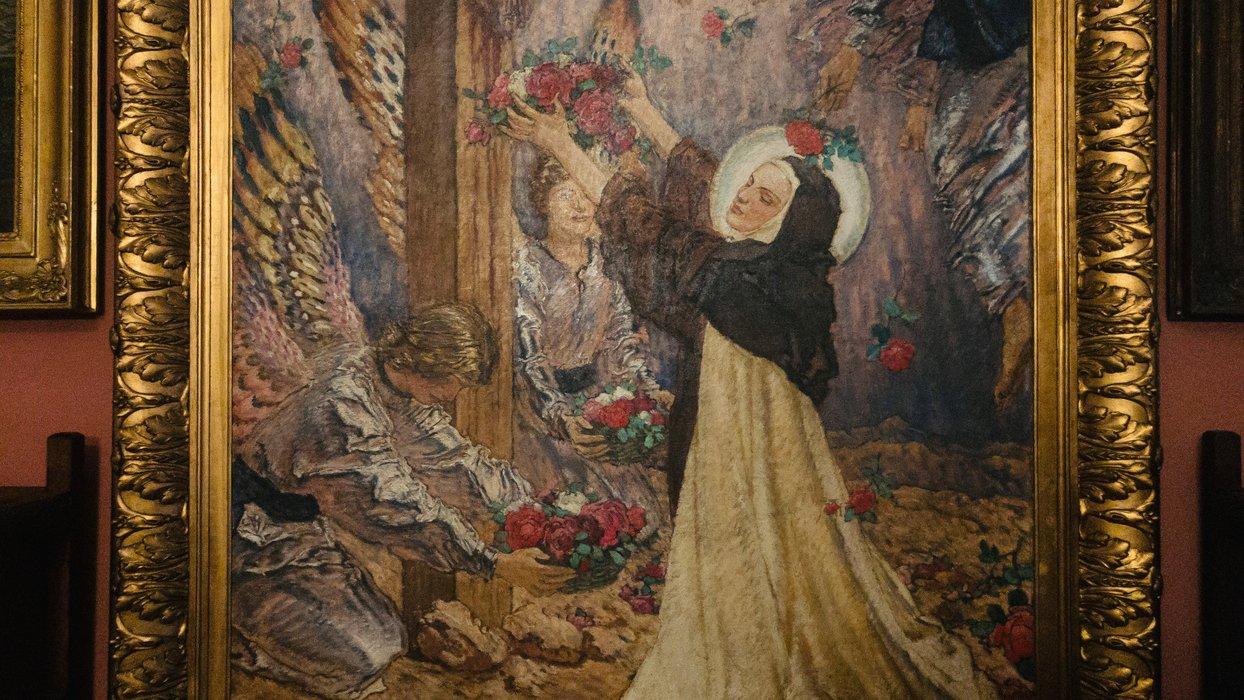 """""""Zakonnica"""" (Siostra Bogdana) / """"Nun"""" (Sister Bogdana)"""