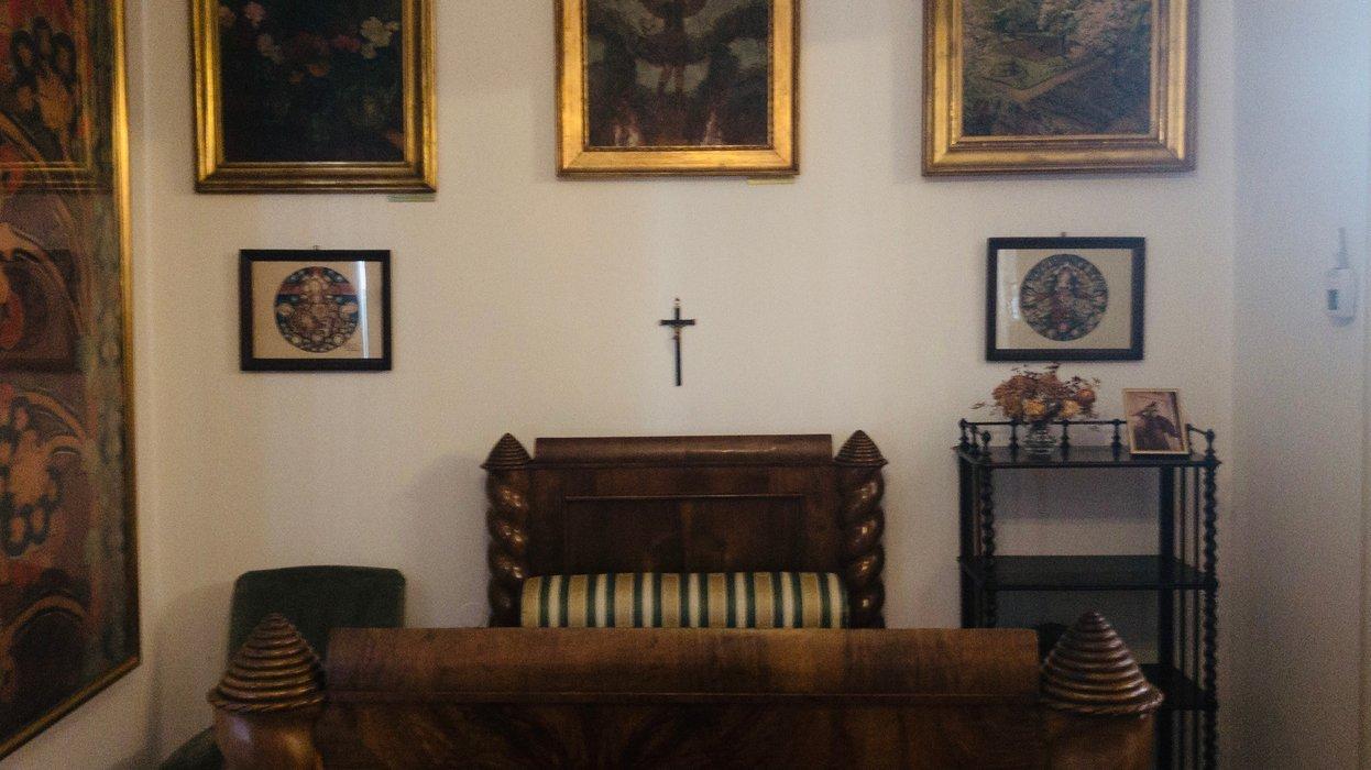 Sypialnia żony / The wife's bedroom