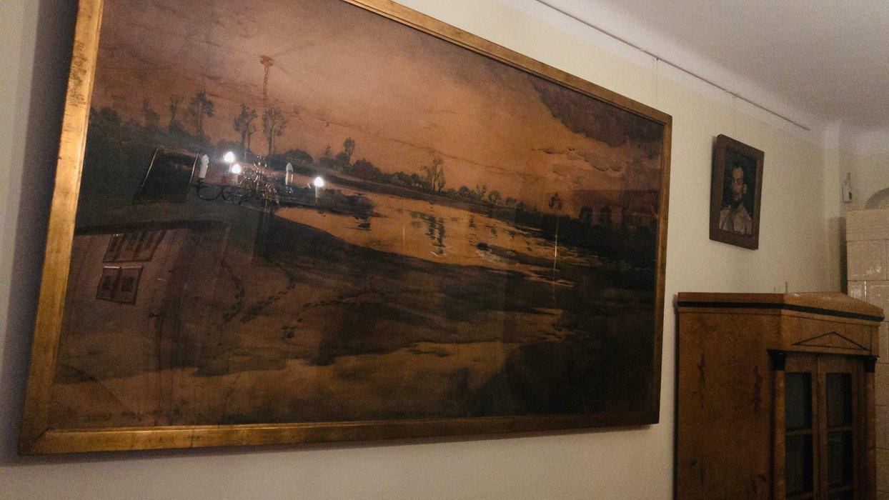 Pokój Zbigniewa / Zbigniew's room