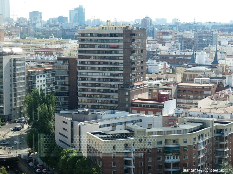 Panoramic of Isaac Peral' Street