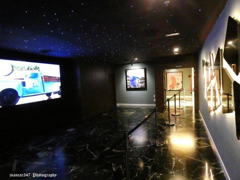 Elegant interior decoration