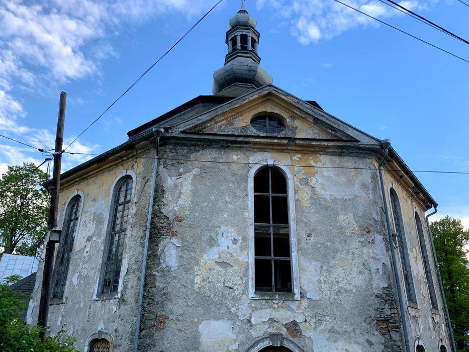 Kościół św. Jacka w Komarnie