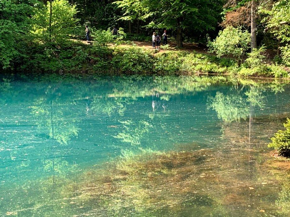 Jeziorko Błękitne