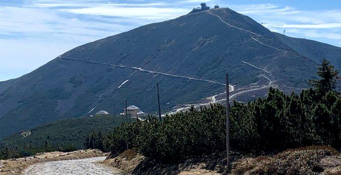 32km na Czerwonym Szlaku. Główny grzbiet Karkonoszy: Okraj - Śnieżka - Szrenica - Szklarska Poręba