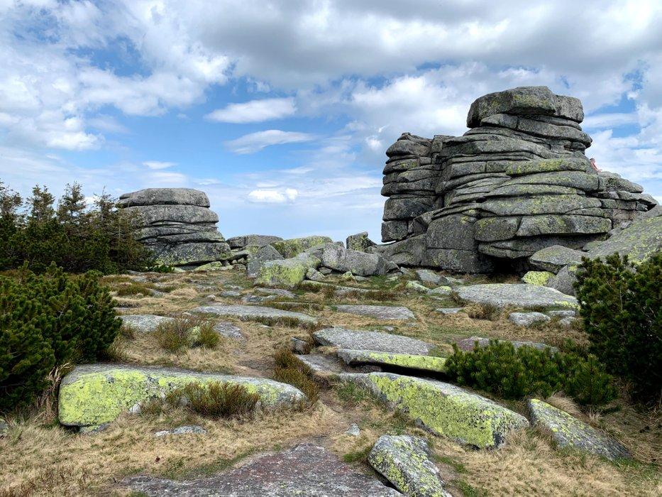 Śląskie Kamienie (Dívčí kameny)