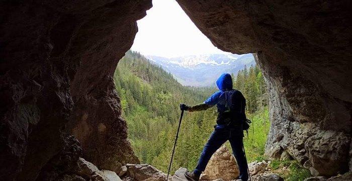 A Caveman That Wasn't. A Hike in the Tatras. Wolę chodzić po górach niż czołgać w jaskiniach [EN/PL]