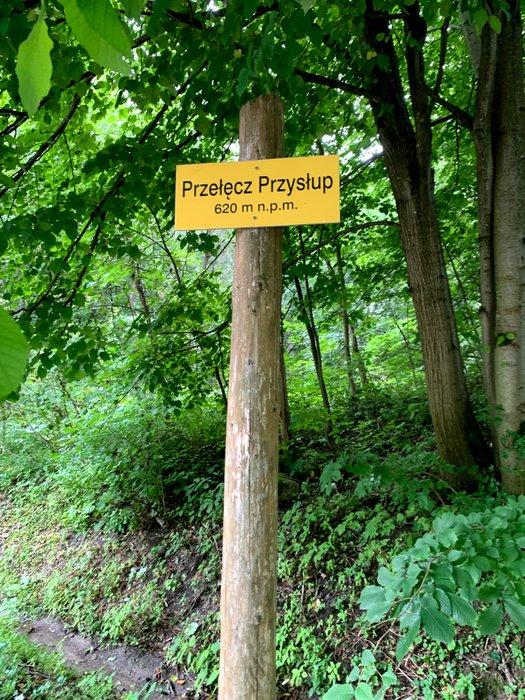 Przełęcz Przysłup