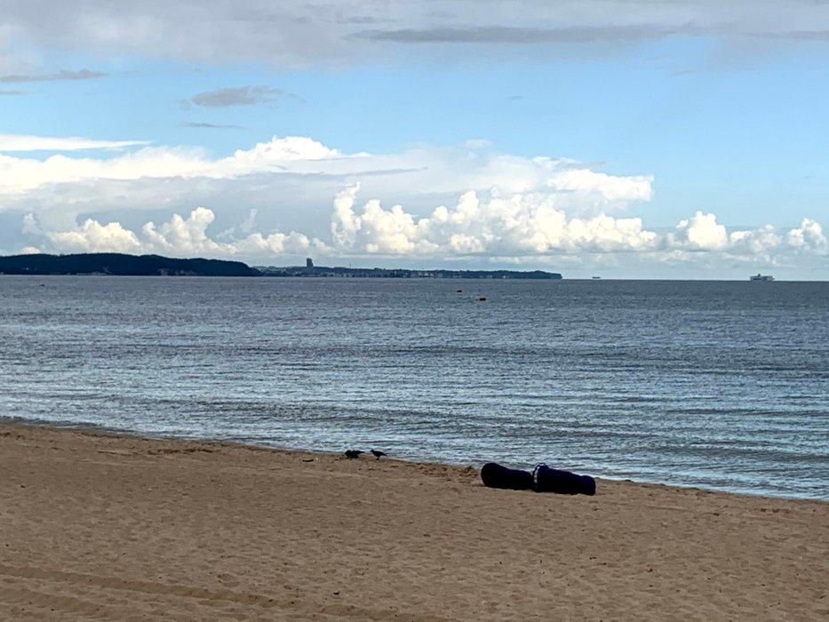 Zatoka Gdańska - Gdańsk Brzeźno