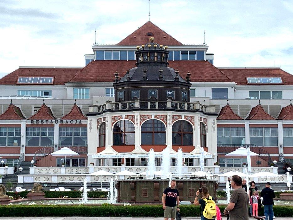 Dom Zdrojowy w Sopocie