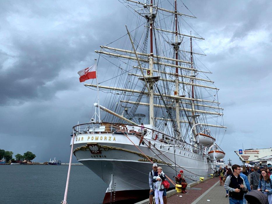 Dar Pomorza, Gdynia