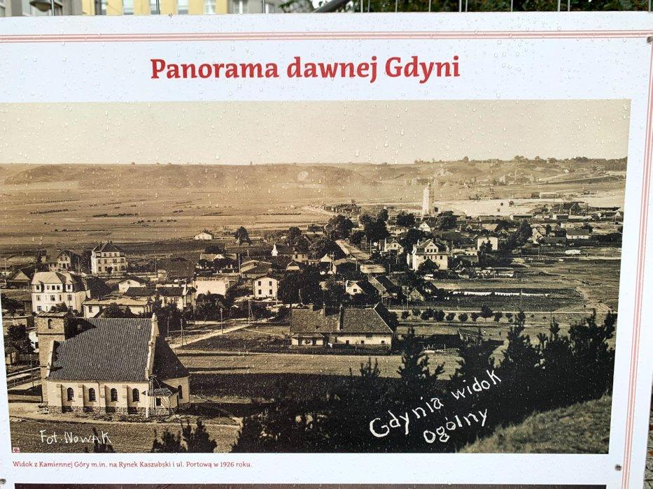 Gdynia w latach 20-tych XX wieku