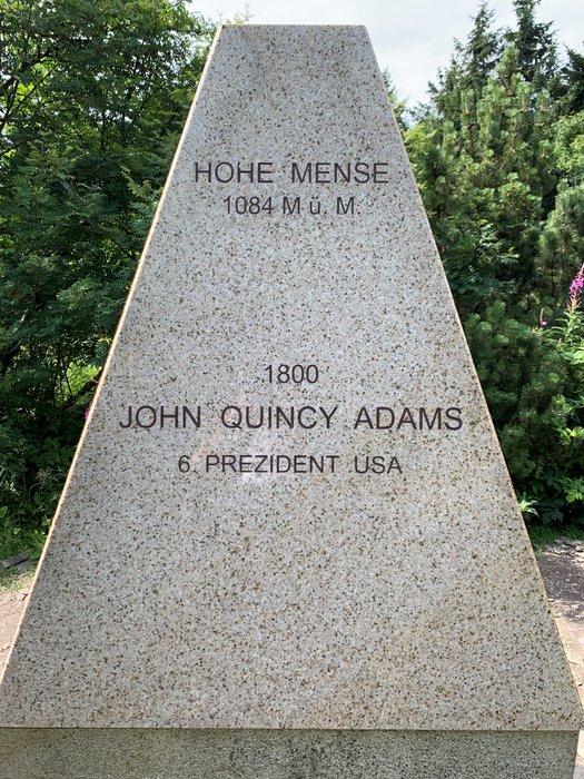 Tu był John Quincy Adams, prezydent USA
