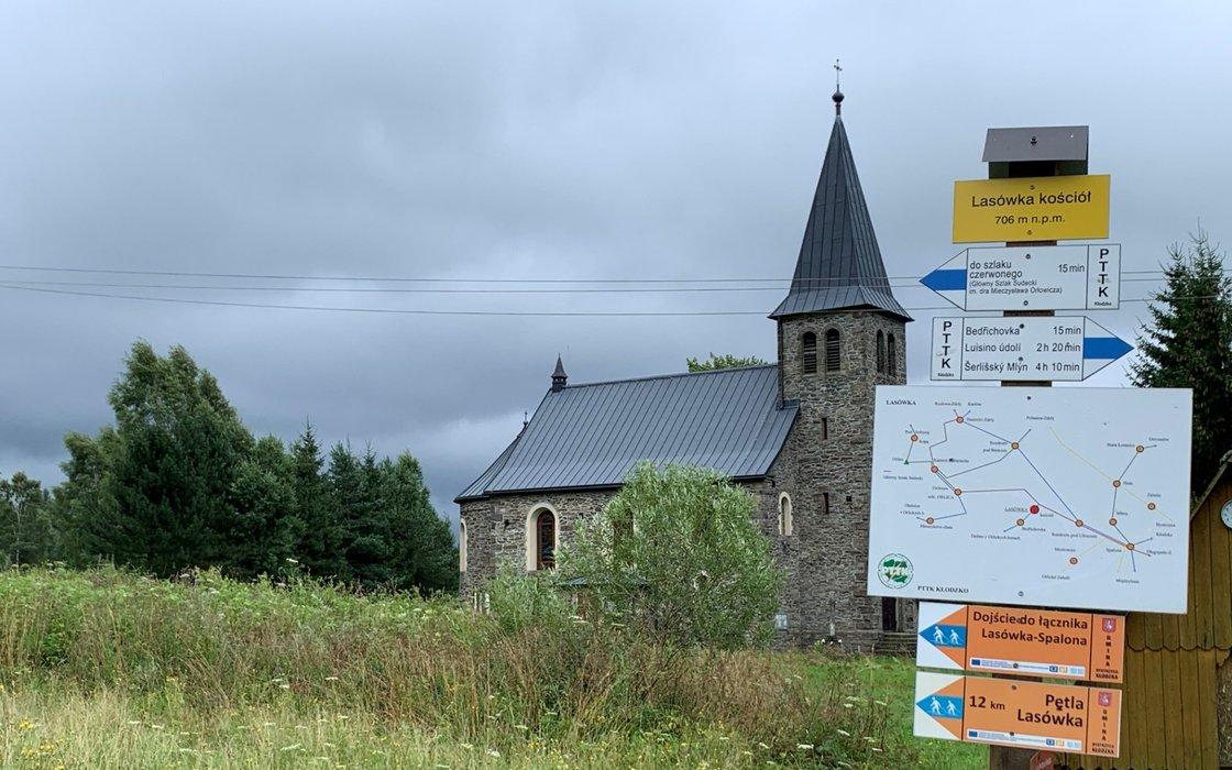 Kościół w Lasówce