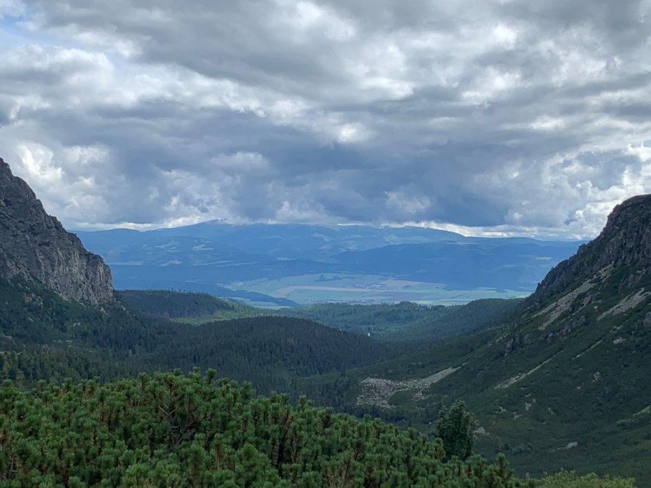 Widok na Kotlinę Podtatrzańską (14:31)