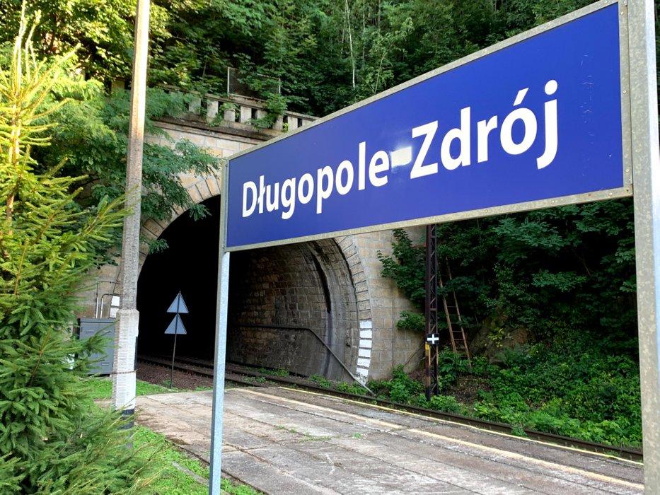 Stacja PKP w Długopolu Zdrój