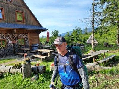 Korona wokół Kotliny Kłodzkiej - Podsumowanie. 3 wędrowców, 4 dni, 6 szczytów i 110km na szlaku.