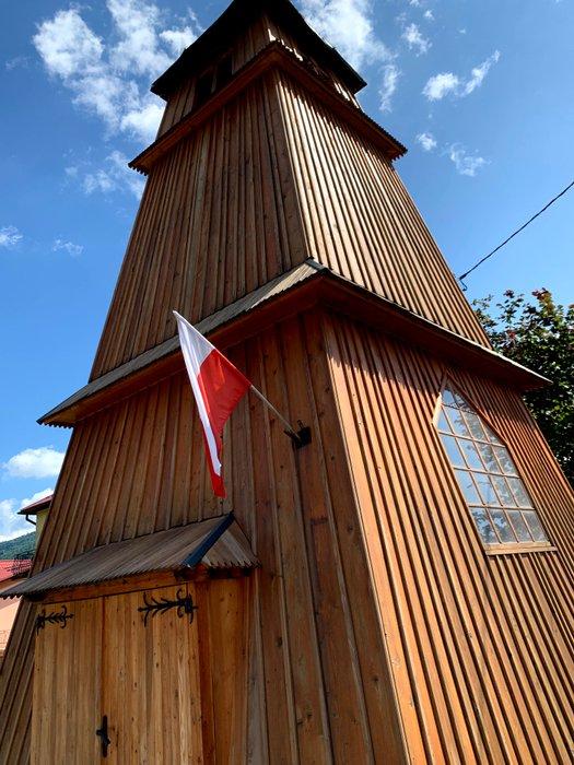 Dzwonnica w Czernichowie