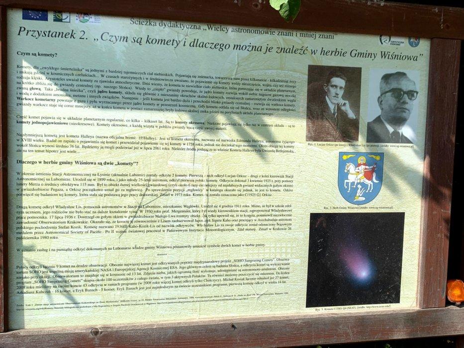 Lubomir i komety