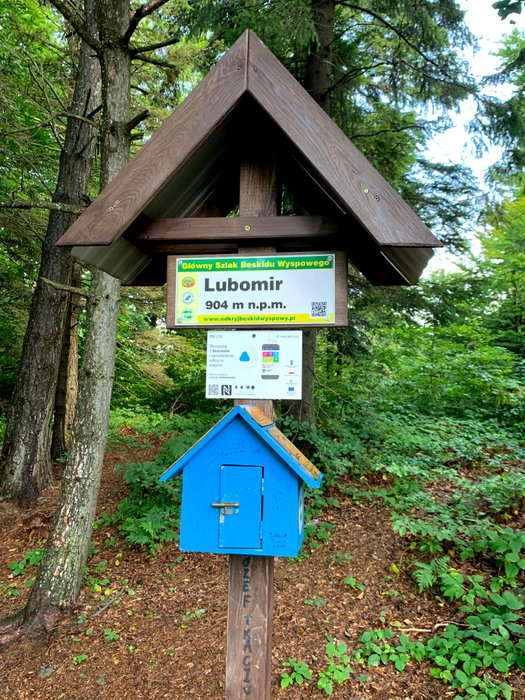 Lubomir, 904m