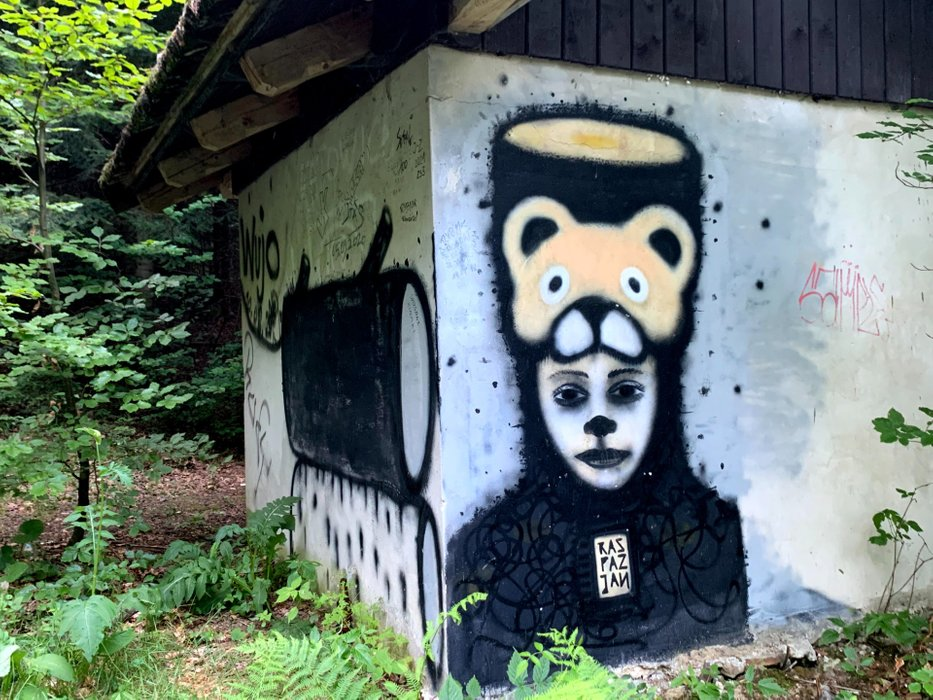 """Mural"" Jana Michała Raspazjana"