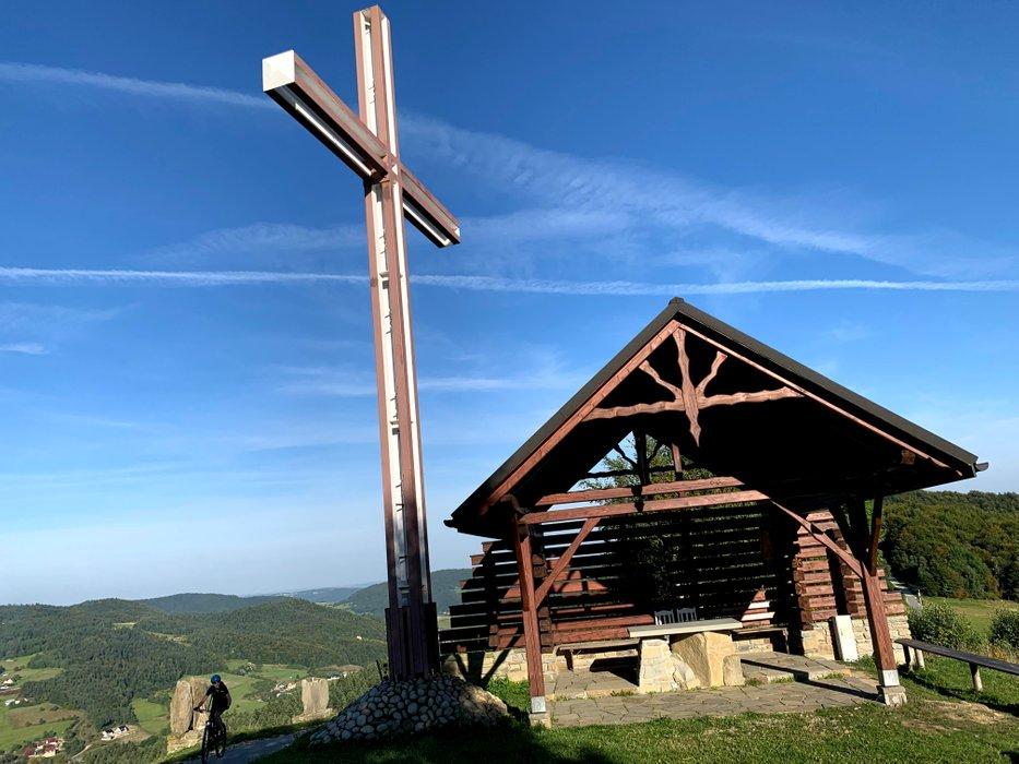Krzyż Milenijny w Młyńczyskach