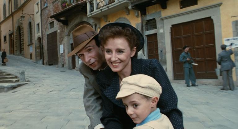 Guido, Dora and Giosuè
