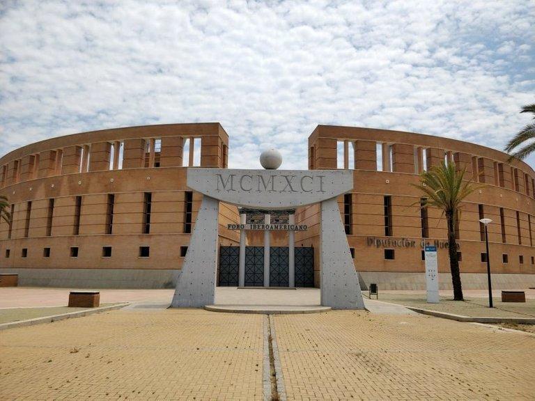 Forum Iberoamericano in Huelva / Foro Iberoamericano de Huelva