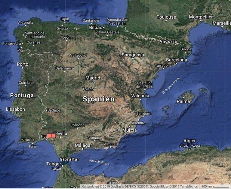 Geolokation