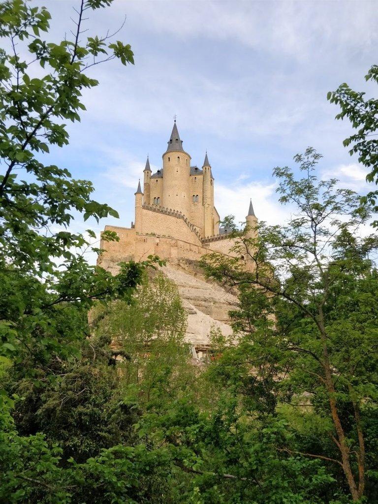 Burg von Segovia