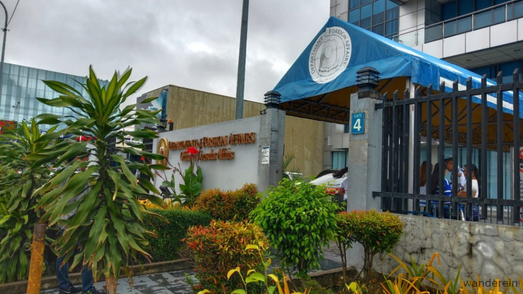 DFA Aseana Office