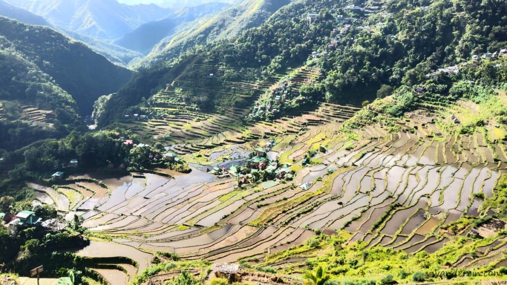 Best time to go in Batad Banaue rice terraces