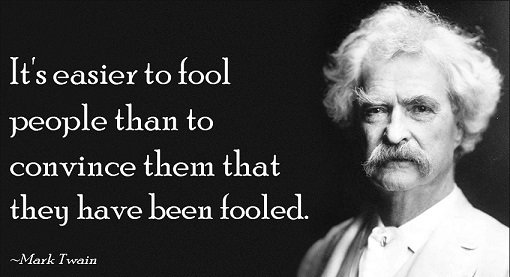 mark twain easier to fool-trick.jpg