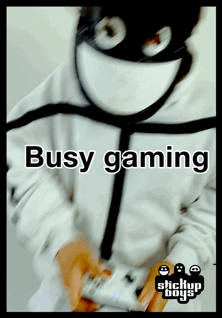 busy gaming.GIF