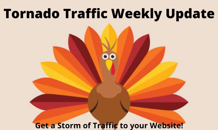 Tornado Traffic Weekly Update turkey.png