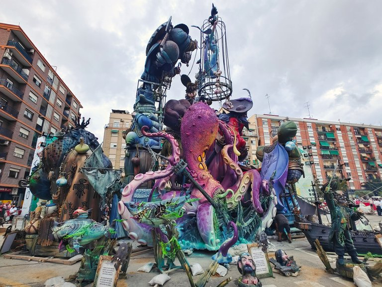 Too Precious To Burn! Our Favorite Fallas Figures of 2021