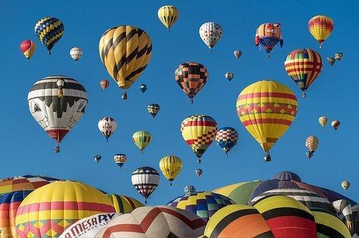 Hot Air Balloons, Adventure, Balloons