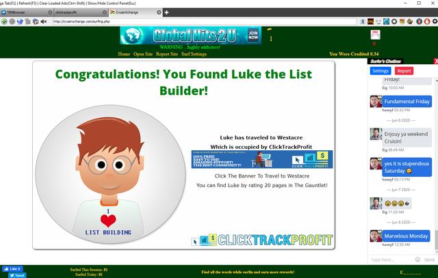 Luke found cruisin.png