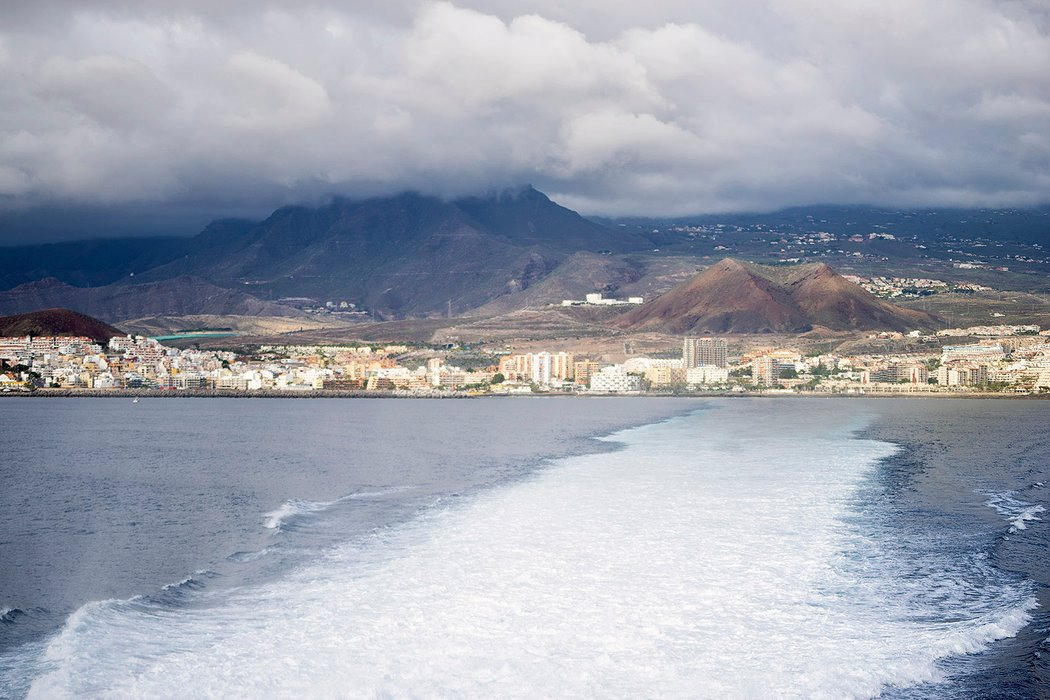 Hola Tenerife, Adios Tenerife