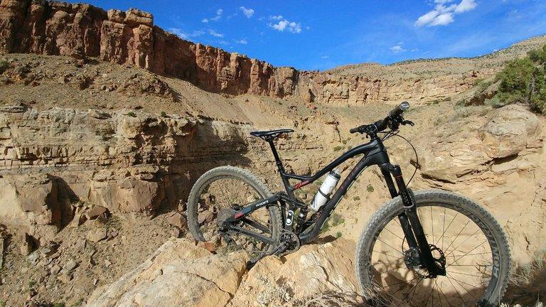 Palisades Canyon ride
