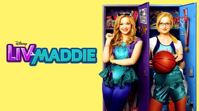 Serie Liv y Maddie