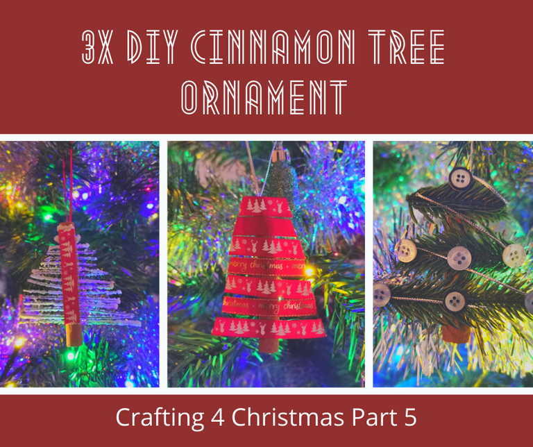 Crafting 4 Christmas part 5 3x DIY cinnamon tree ornament.png