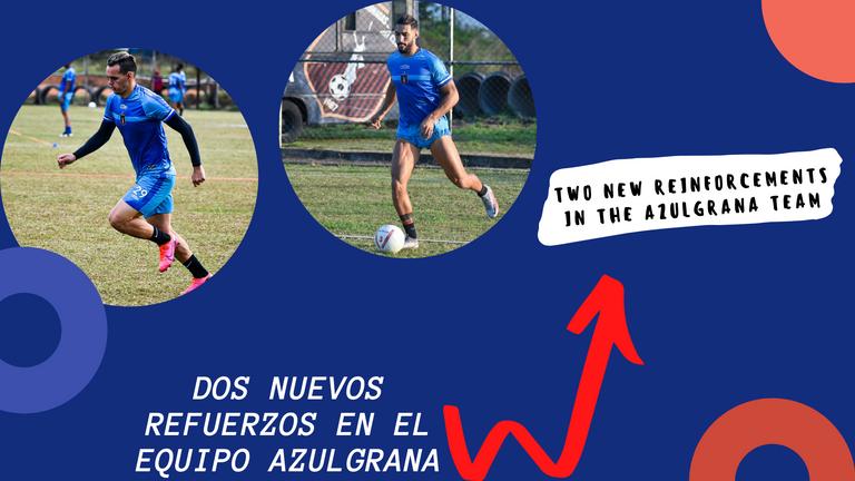Dos nuevos refuerzos en el equipo azulgrana.png