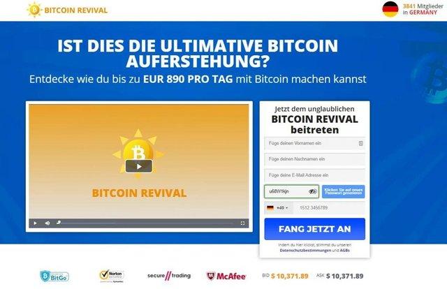 Bitcoin-Revival-erfahrungen