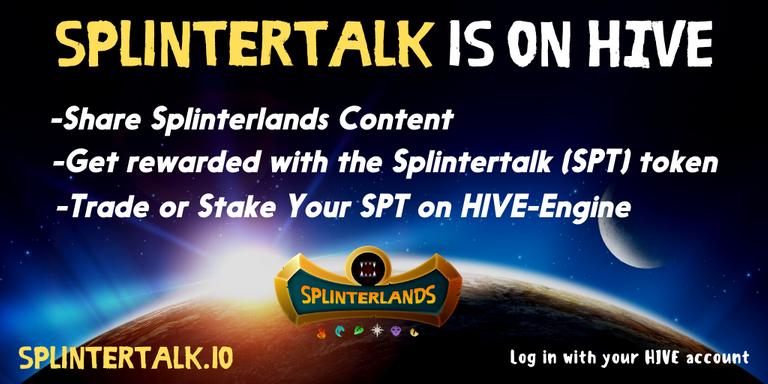 Splintertalk is back....png