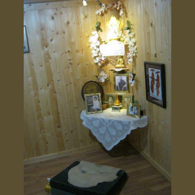 meditation spot with shrine.JPG