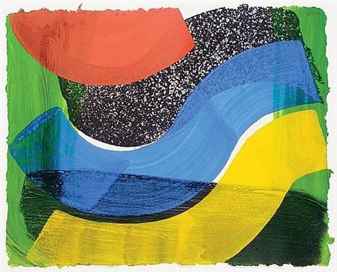 Flag - Howard Hodgkin