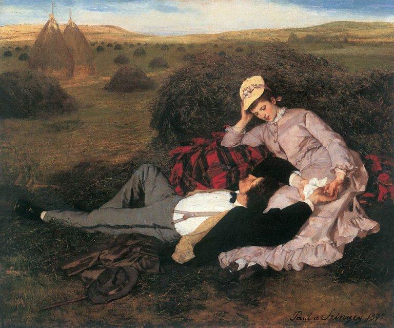 Szinyei_Merse,_Pál__Lovers_1869.jpg