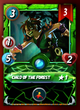 Child of the forrest
